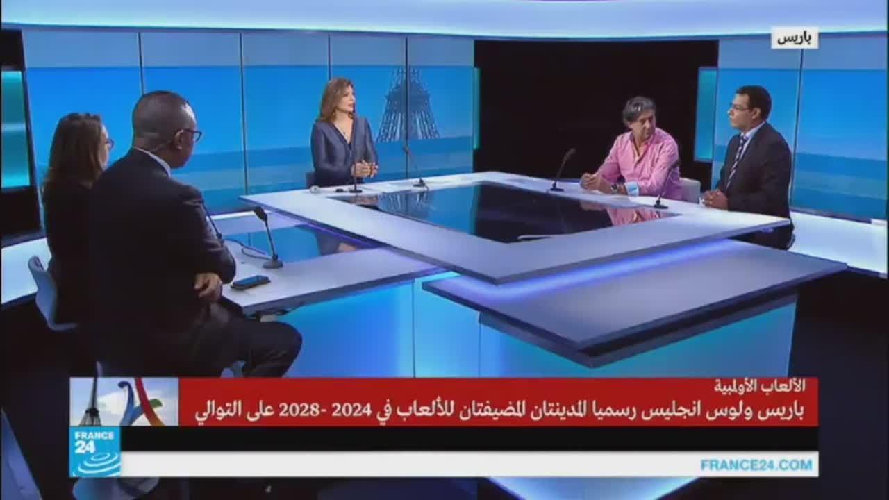 ما العوامل التي ساهمت باختيار باريس لتنظيم الأولمبياد عام 2024؟